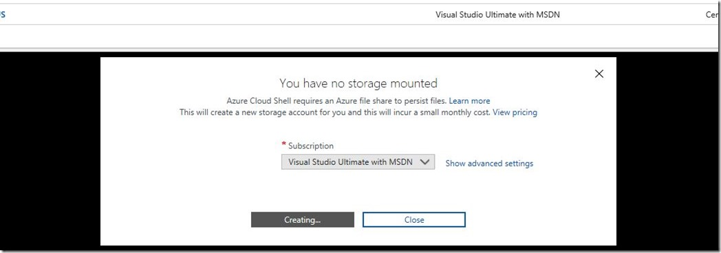 Configuring Storage